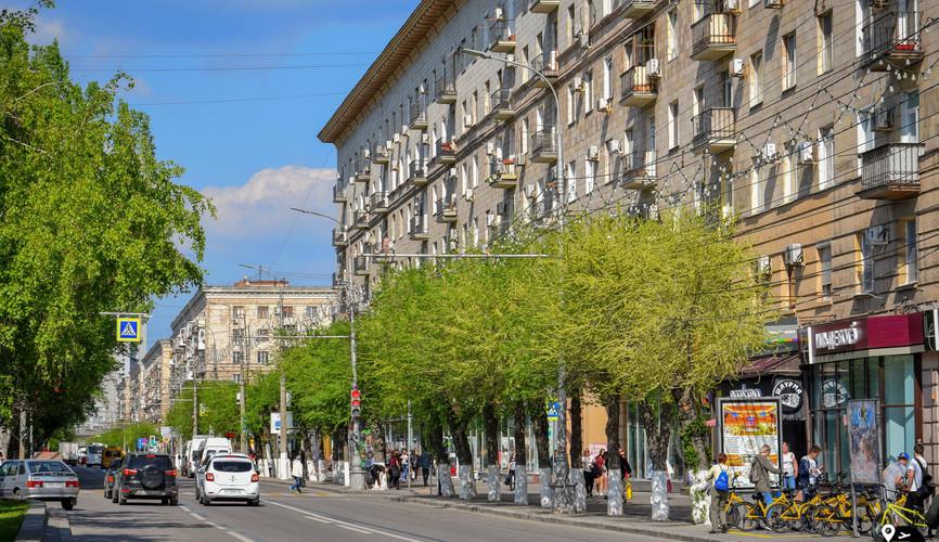 Проспект Ленина, Волгоград