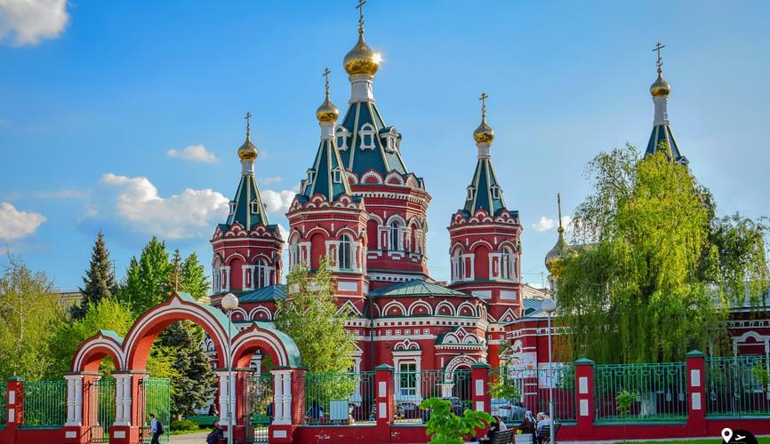 Казанский собор, Волгоград