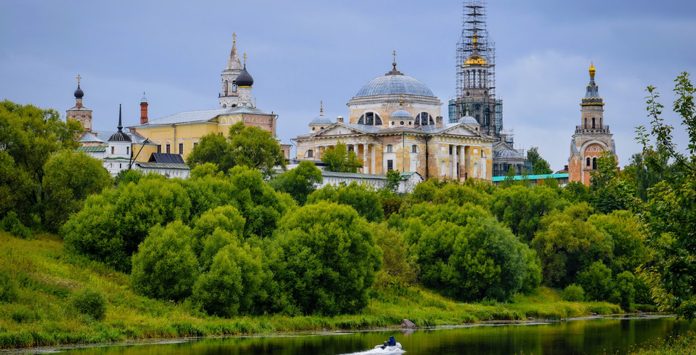 Борисоглебский монастырь, Торжок