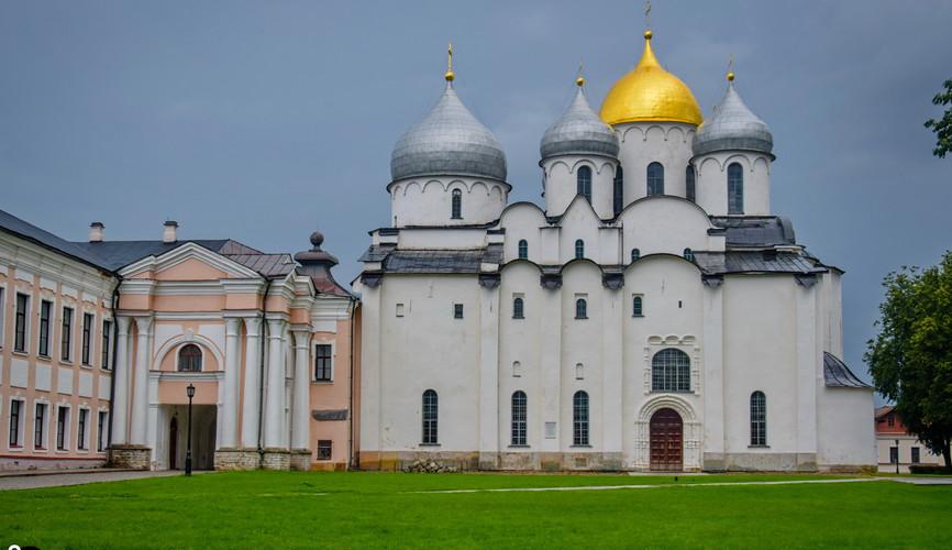 Софийский собор, Великий Новгород