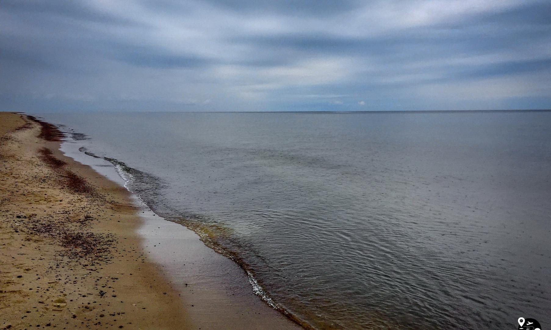 Пляжи Куршской косы