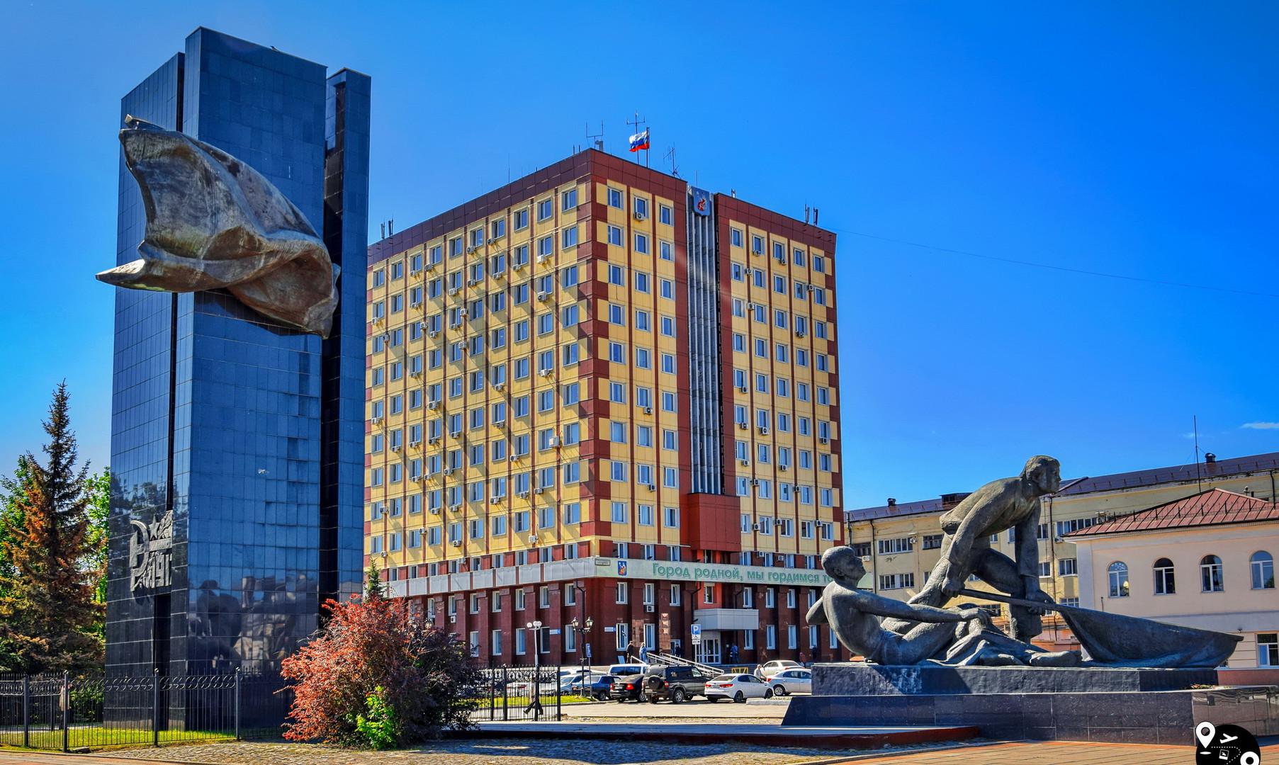 Площадь Революции, Иваново