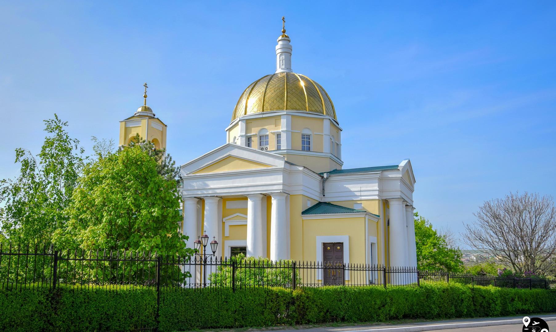 Казанский собор в Элисте