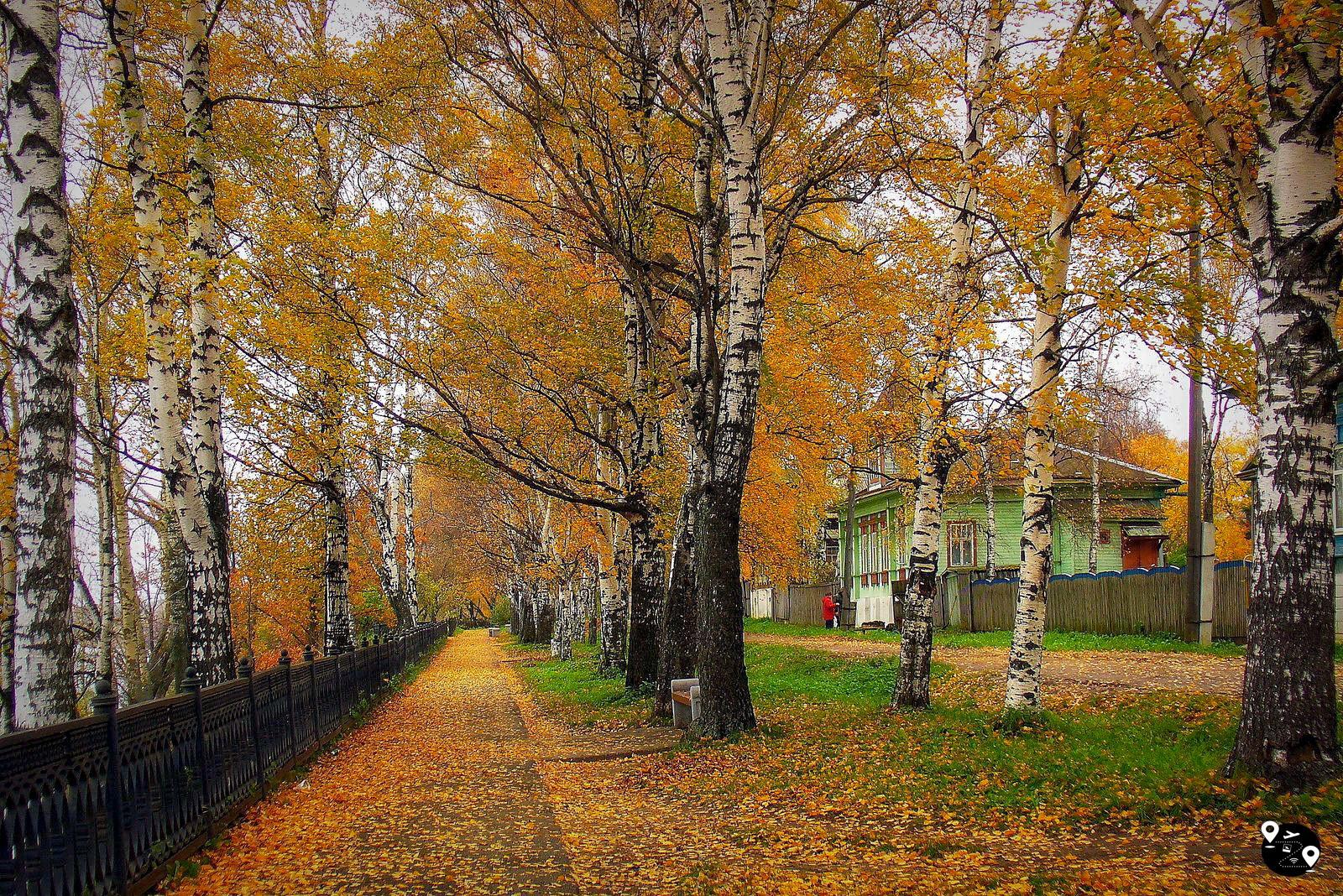 Тихие улицы Тутаева