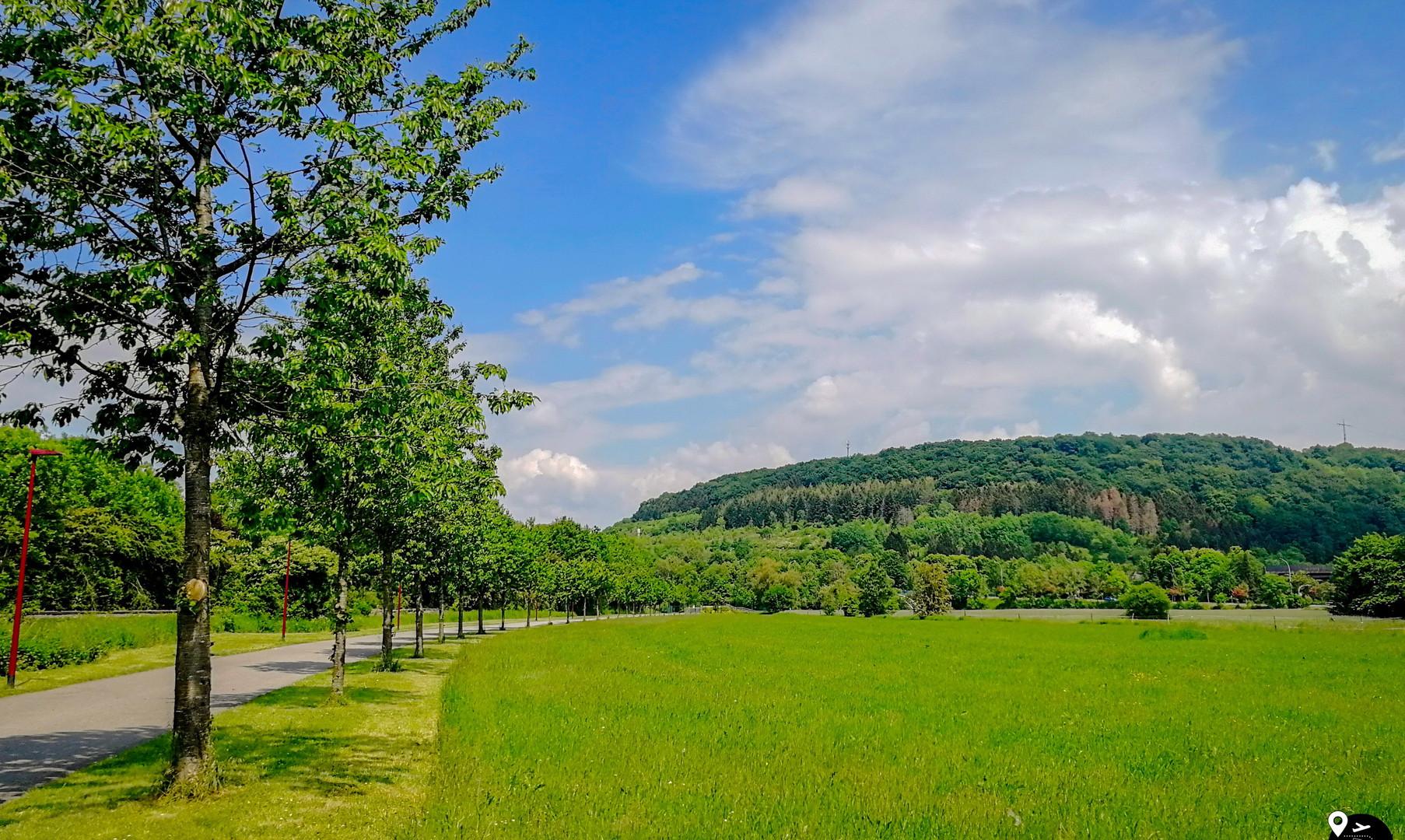 Пейзажи Люксембурга
