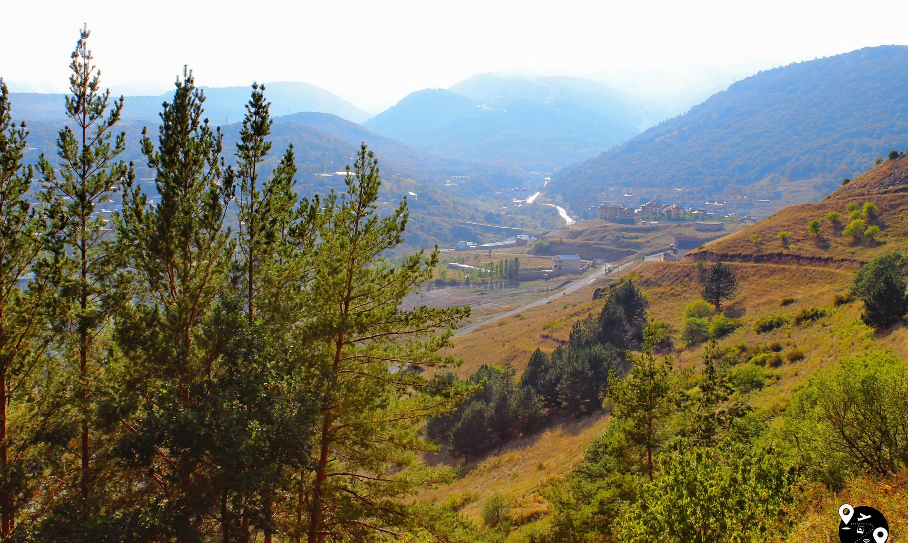 Пейзажи Цахкадзора