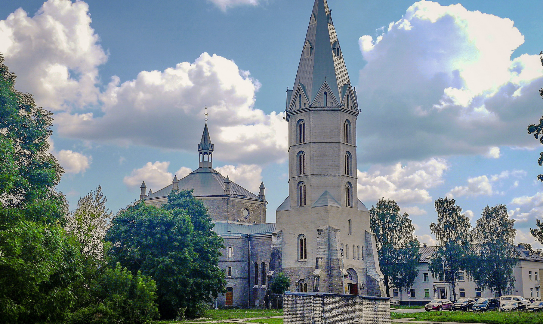 Александровская лютеранская церковь, Нарва