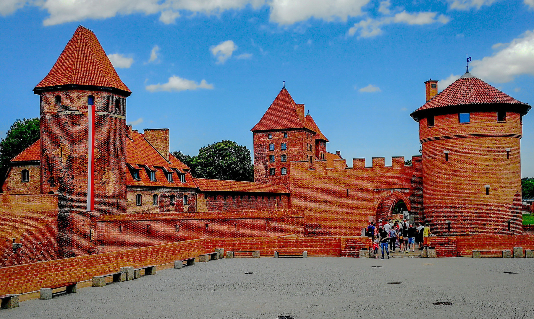 Замок Мариенбург, Мальборк
