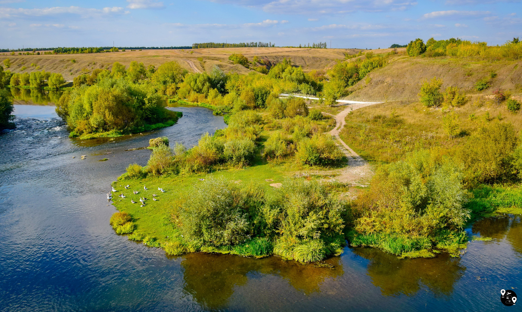 Пейзажи Липецкой области