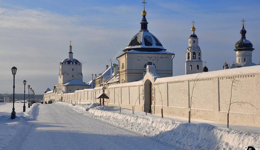 Иоанно-Предтеченский Свияжский монастырь, Свияжск
