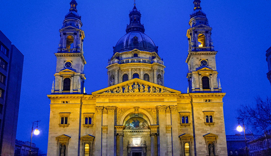 Базилика Cвятого Иштвана, Будапешт