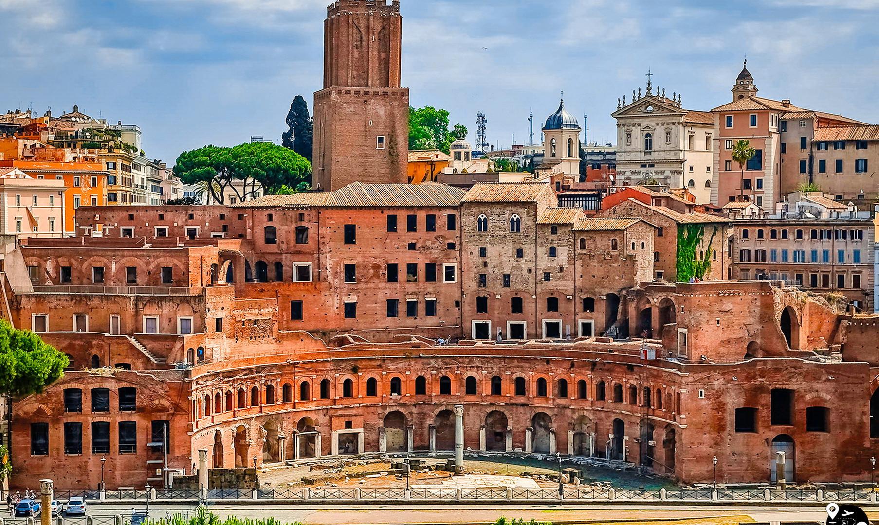Форум Траяна, Рим