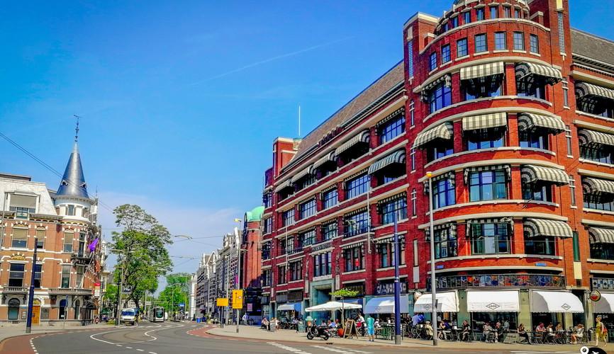 Центр города Роттердам