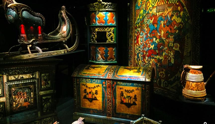 Норвежский музей истории культуры, Осло