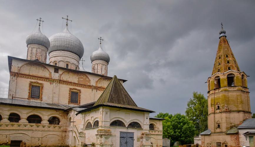 Знаменский собор, Великий Новгород