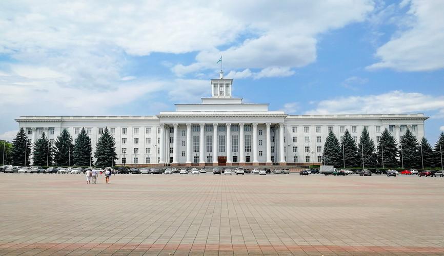 Дом правительства КБР, Нальчик