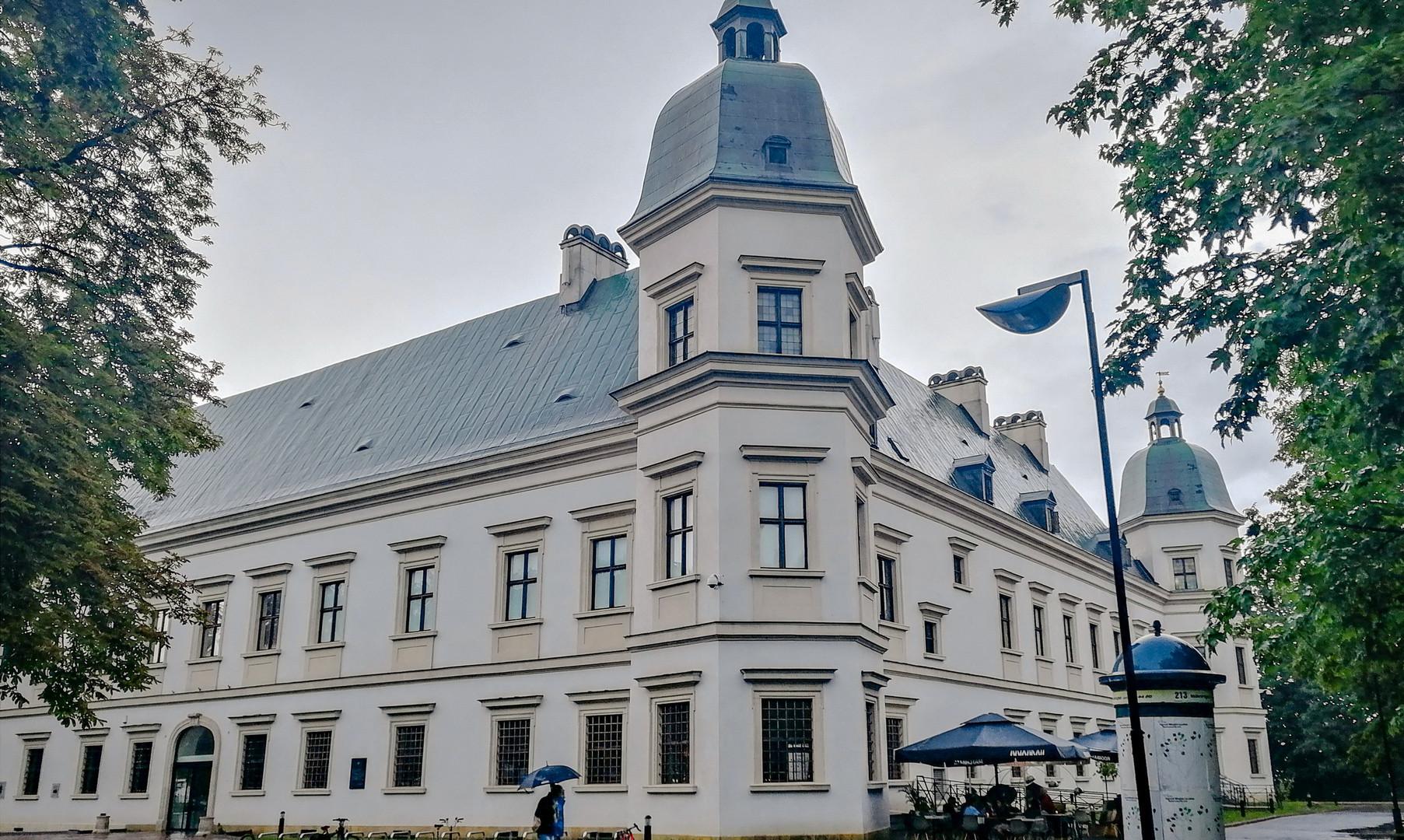 Уяздовский замок, Варшава