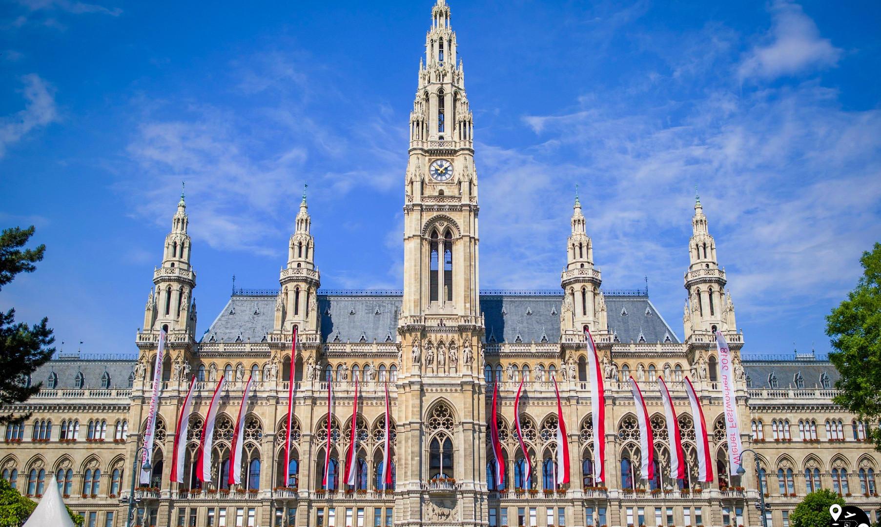 Венская ратуша, Вена