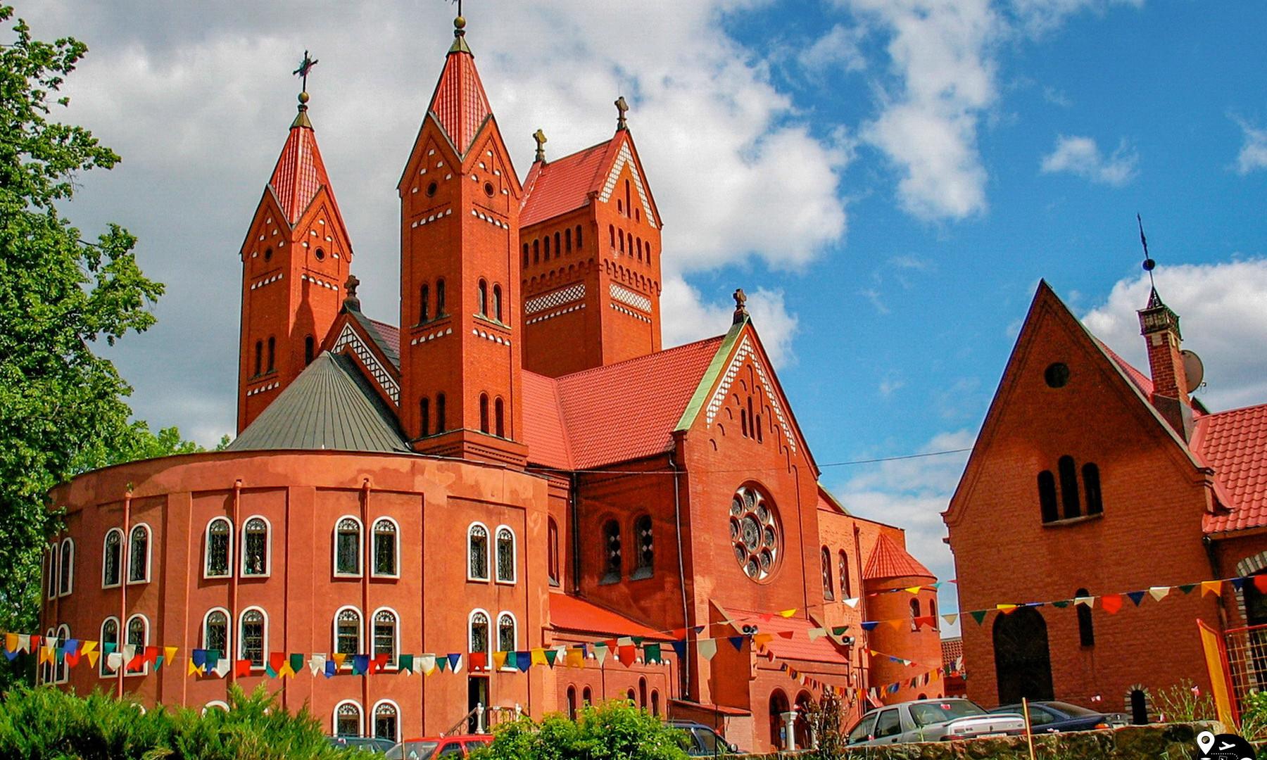 Собор Святого Симеона и Святой Елены, Минск