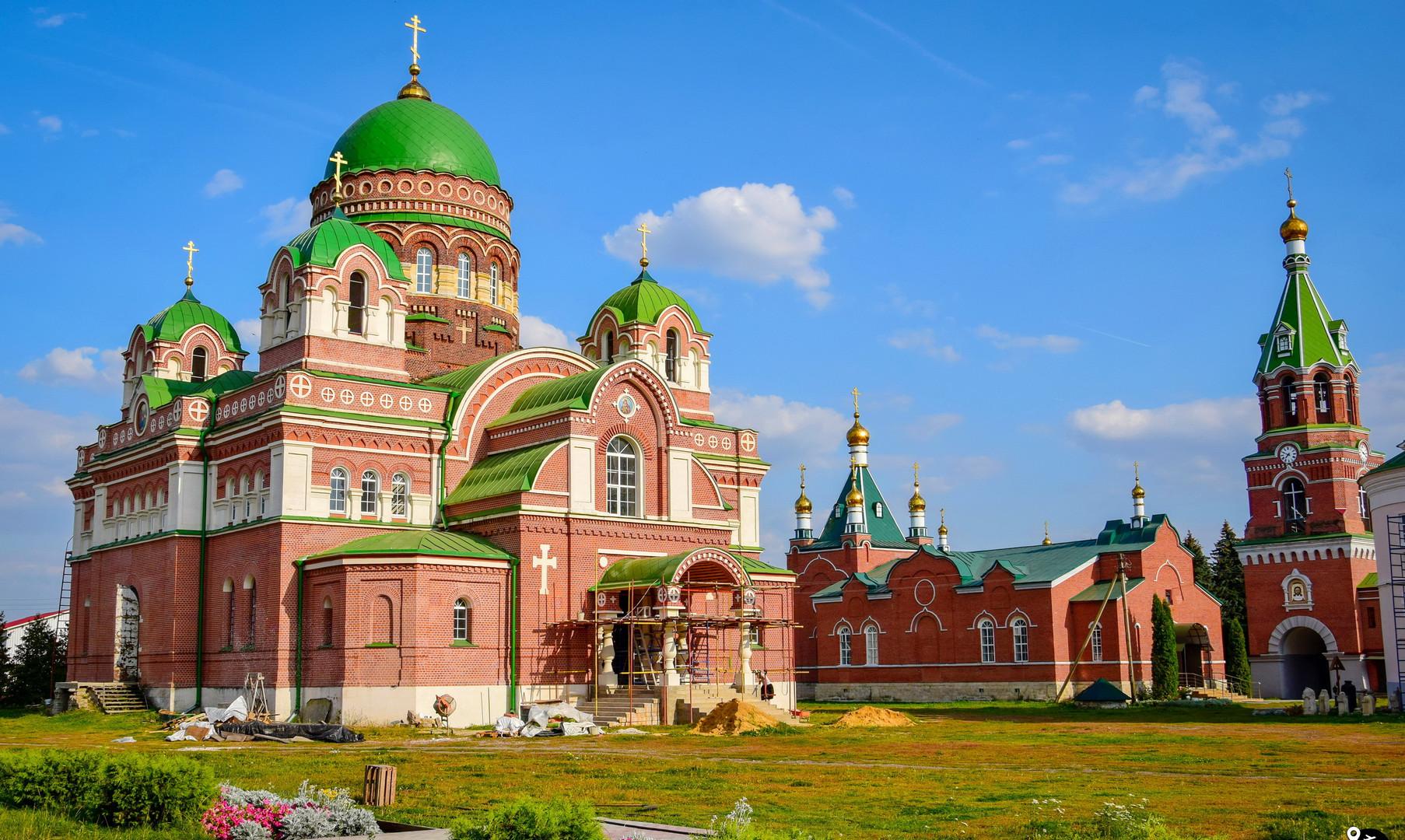 Троекуровский монастырь, Троекурово