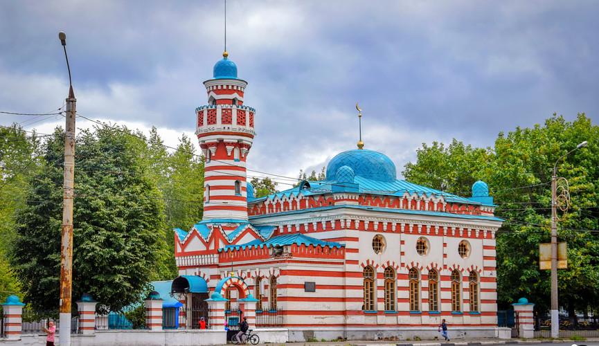 Тверская соборная мечеть, Тверь