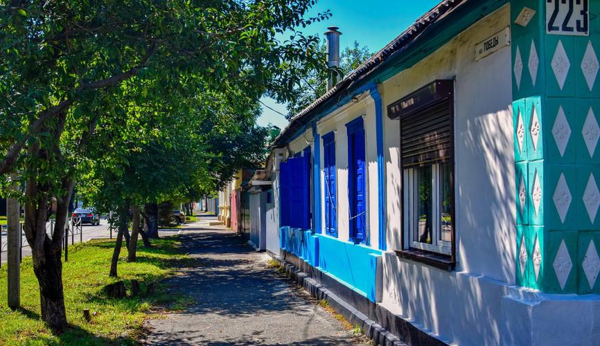Центр города Майкоп