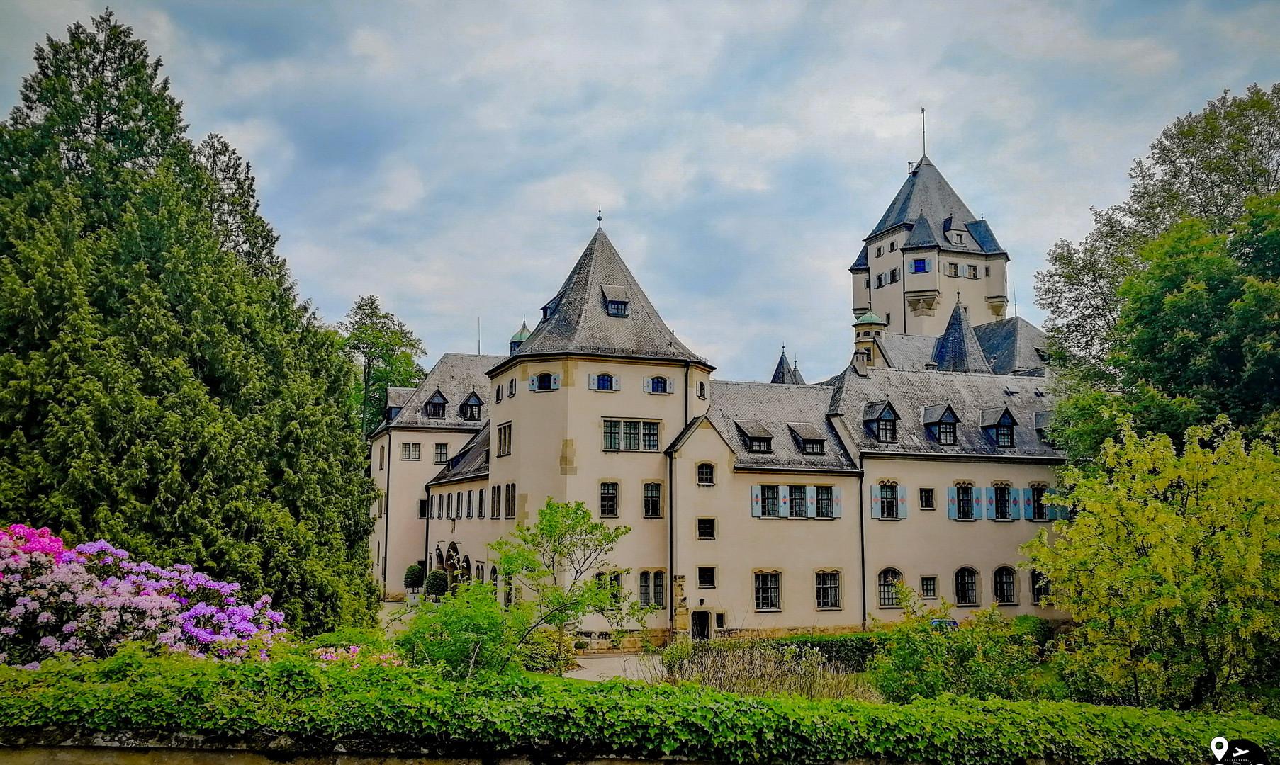 Резиденция Великого Герцога в Берге