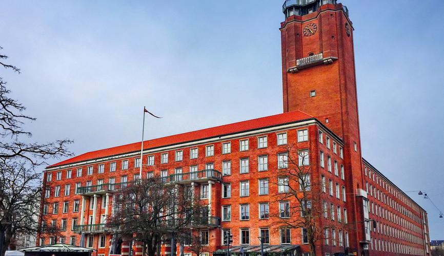Ратуша Фредериксберга, Копенгаген