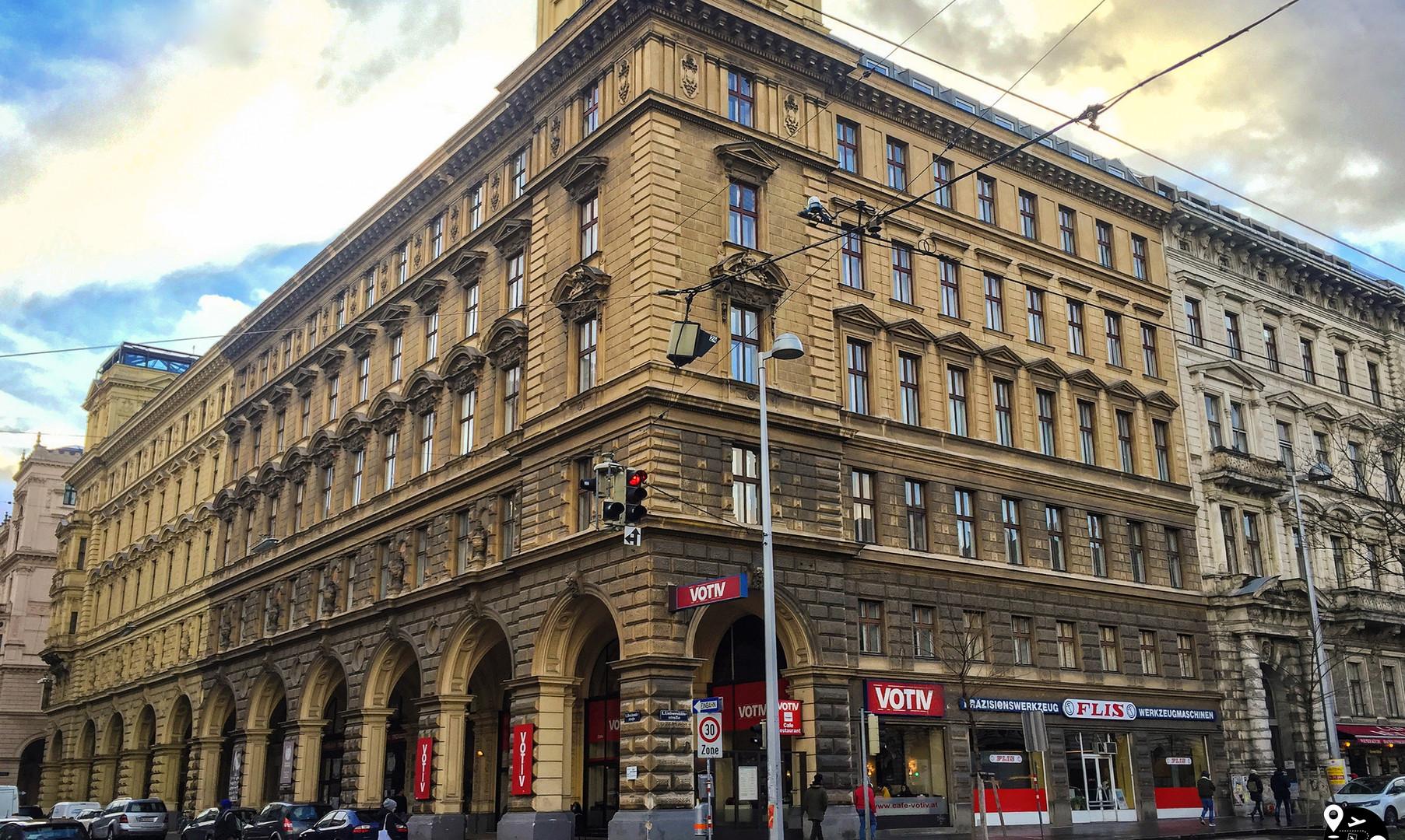 Центр города Вена