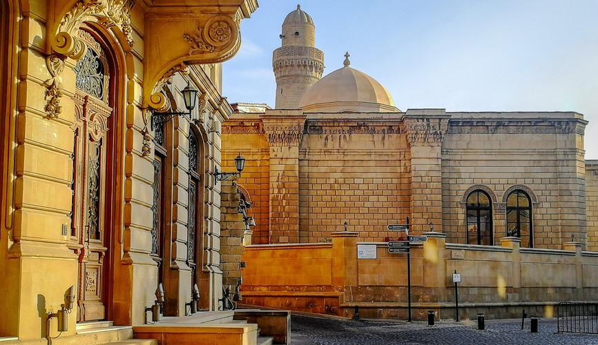 Старый город Ичеришехер, Баку