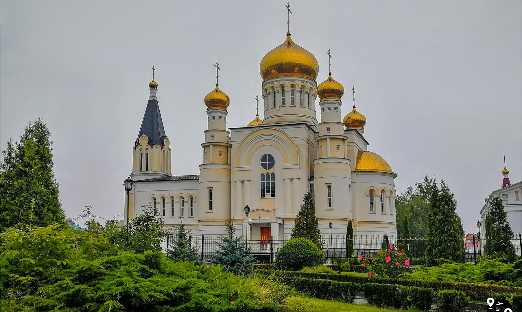 Георгиевский кафедральный собор, Владикавказ