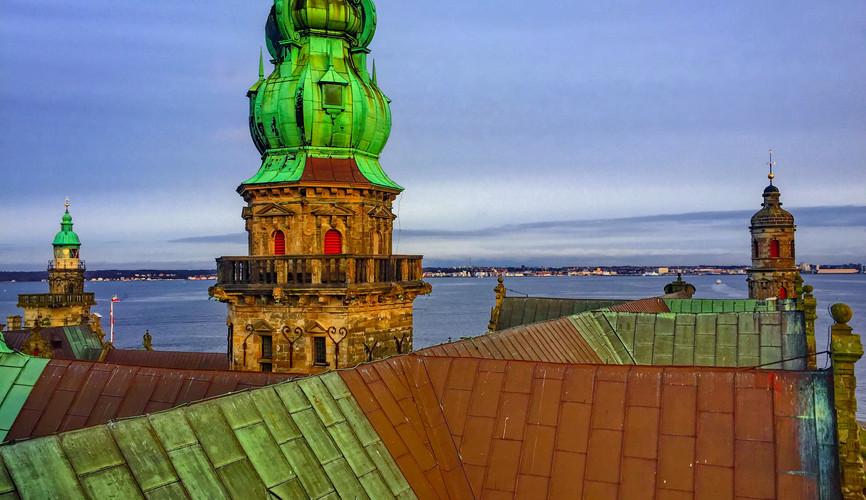 Крепость Кронборг, Хельсингёр
