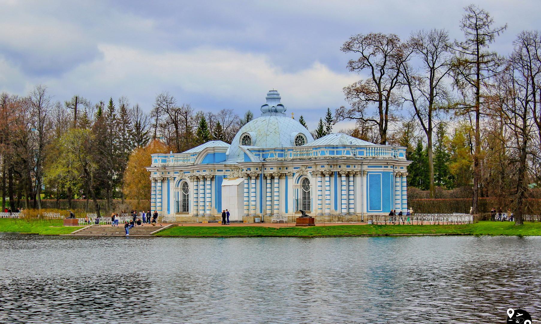 Екатерининский дворец, Царское Село