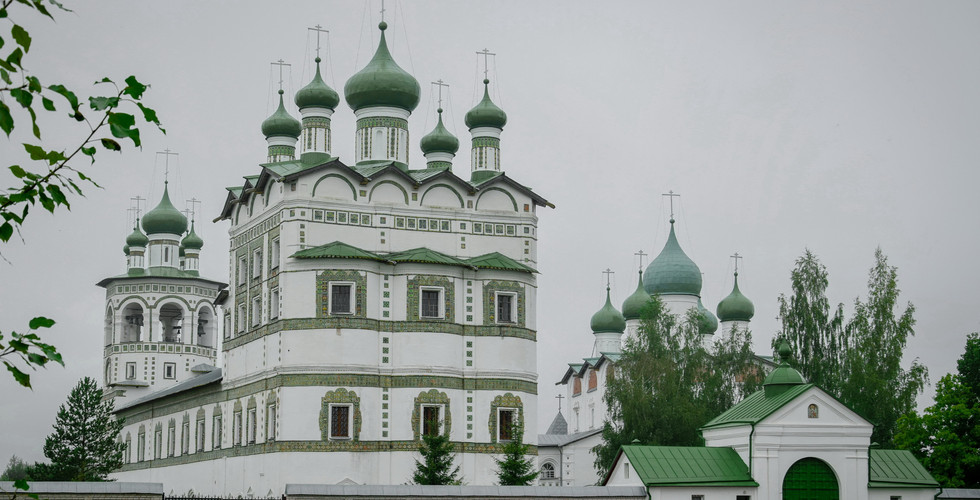 Вяжищский монастырь, Вяжищи