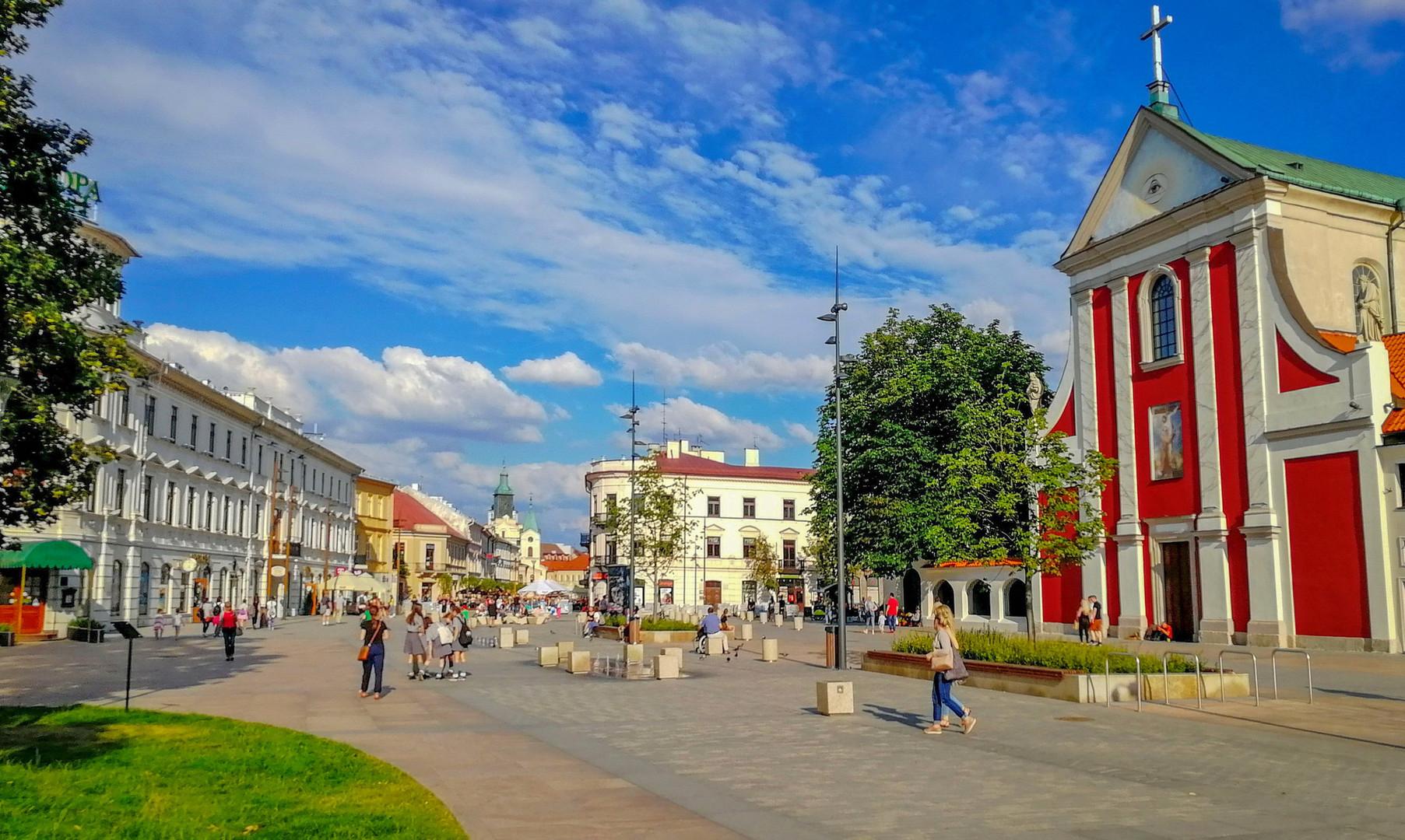 Краковское предместье, Люблин