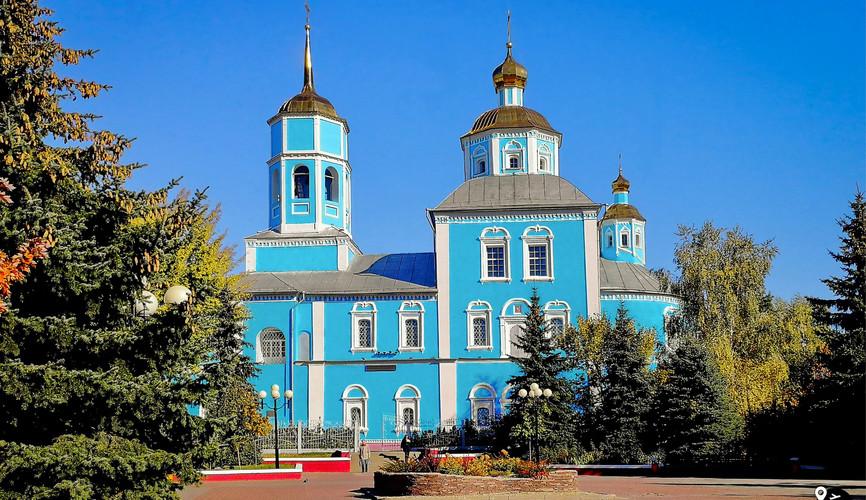 Смоленский собор, Белгород