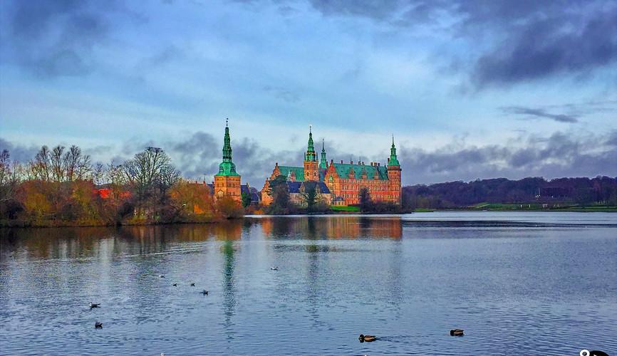 Замок Фредериксборг, Хиллерёд
