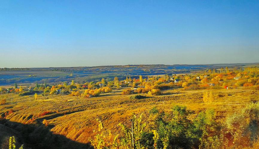 Пейзажи Белгородской области