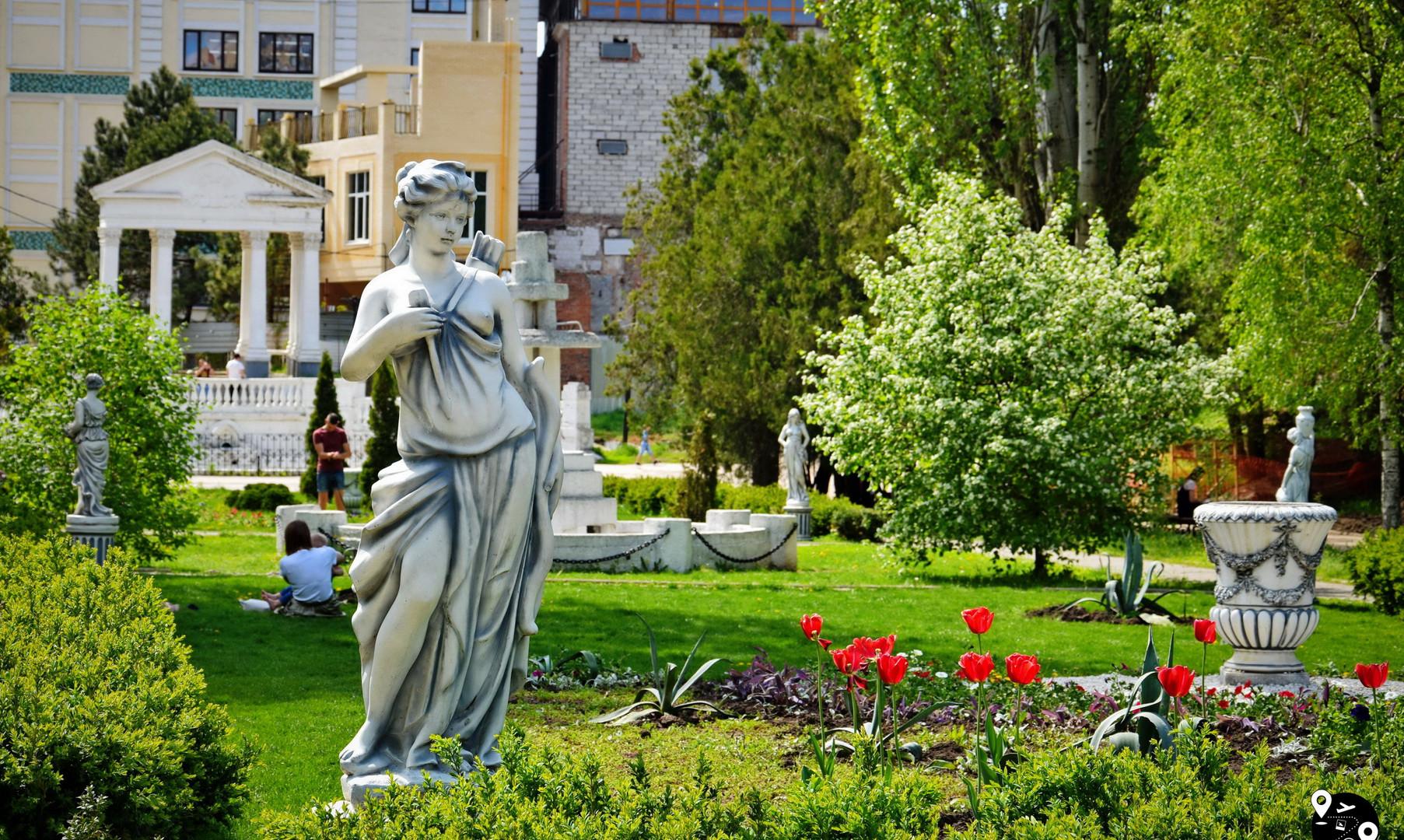 Парк Горького, Ростов-на-Дону