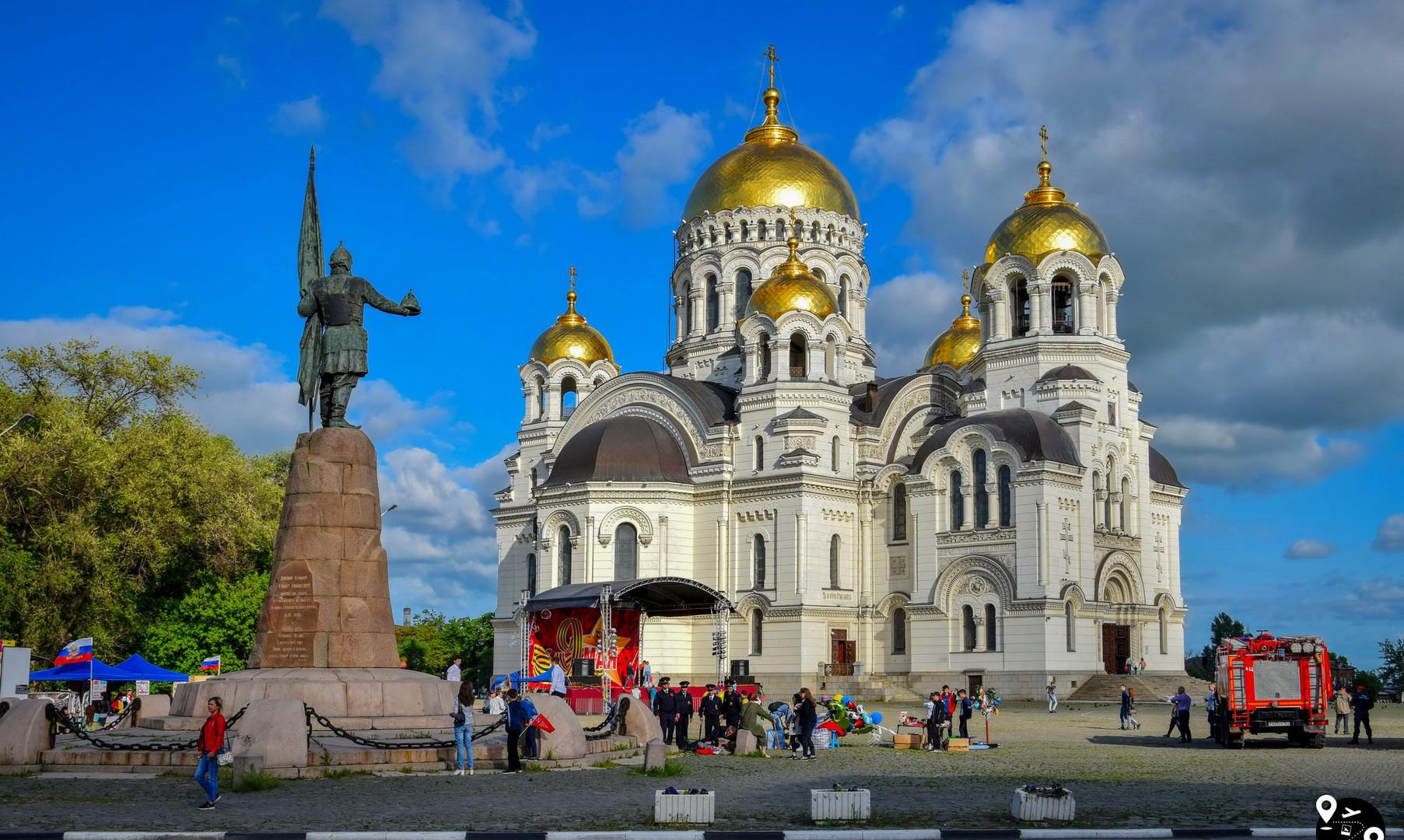 Военный казачий собор, Новочеркасск