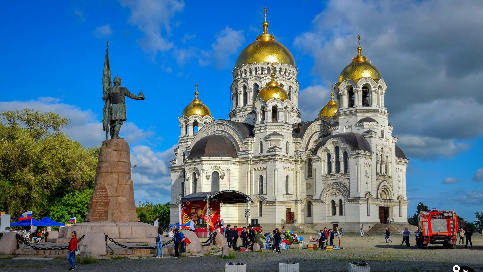 Войсковой Казачий собор, Новочеркасск