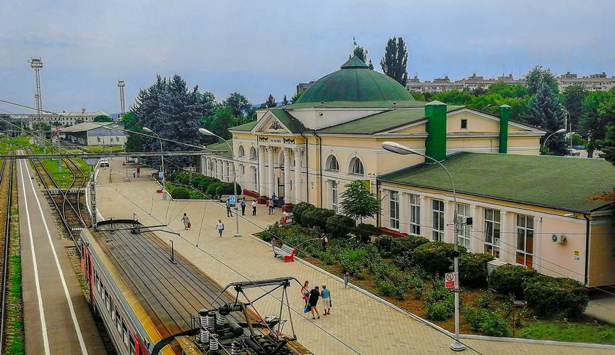 Ж/д вокзал Нальчика