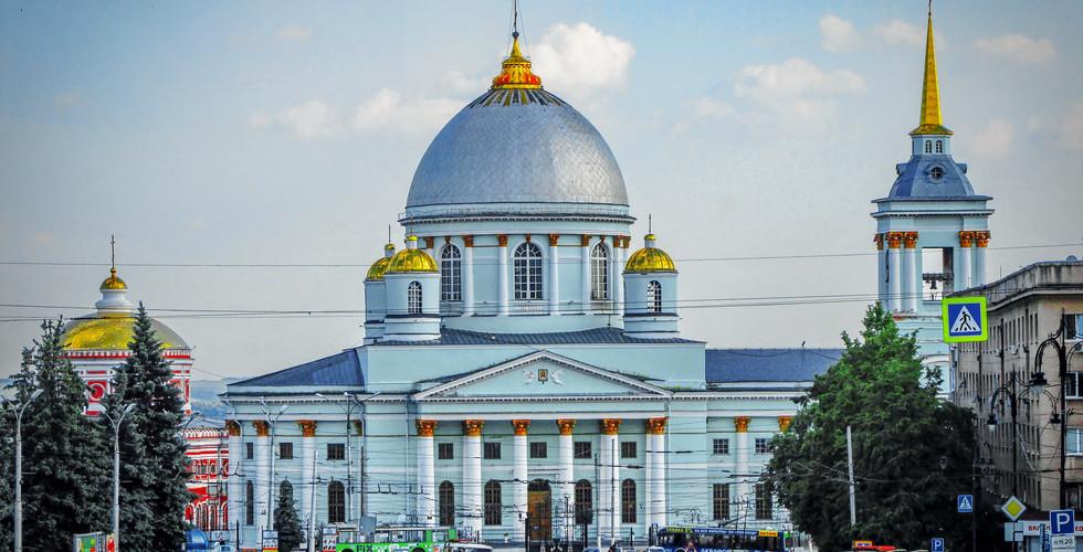 Знаменский собор, Курск