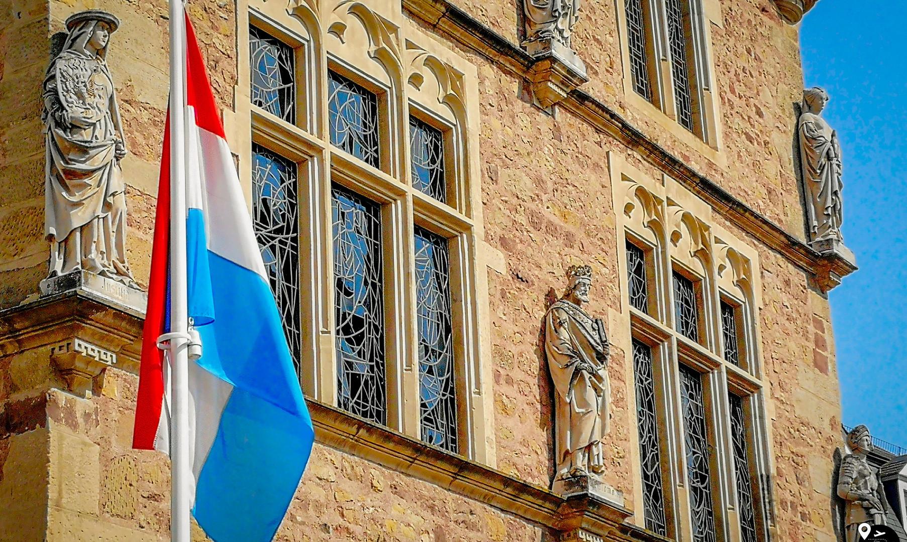 Городская ратуша, Эхтернах