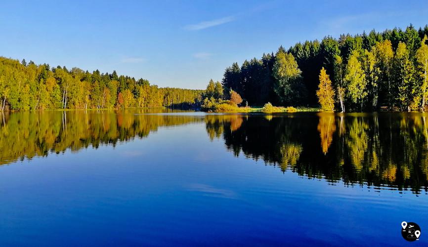 Озеро Лесное, Сергиев Посад