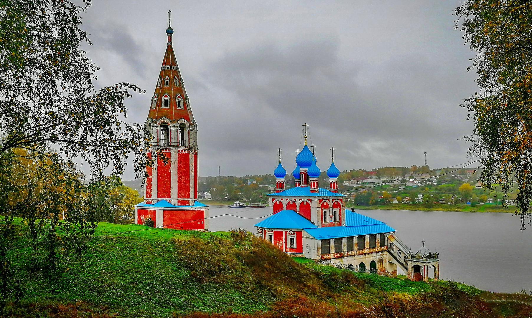 Казанская церковь, Тутаев