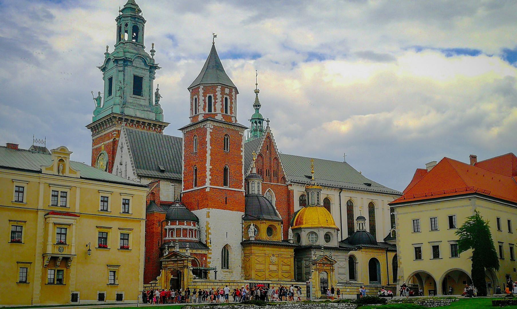 Вавельский замок, Краков