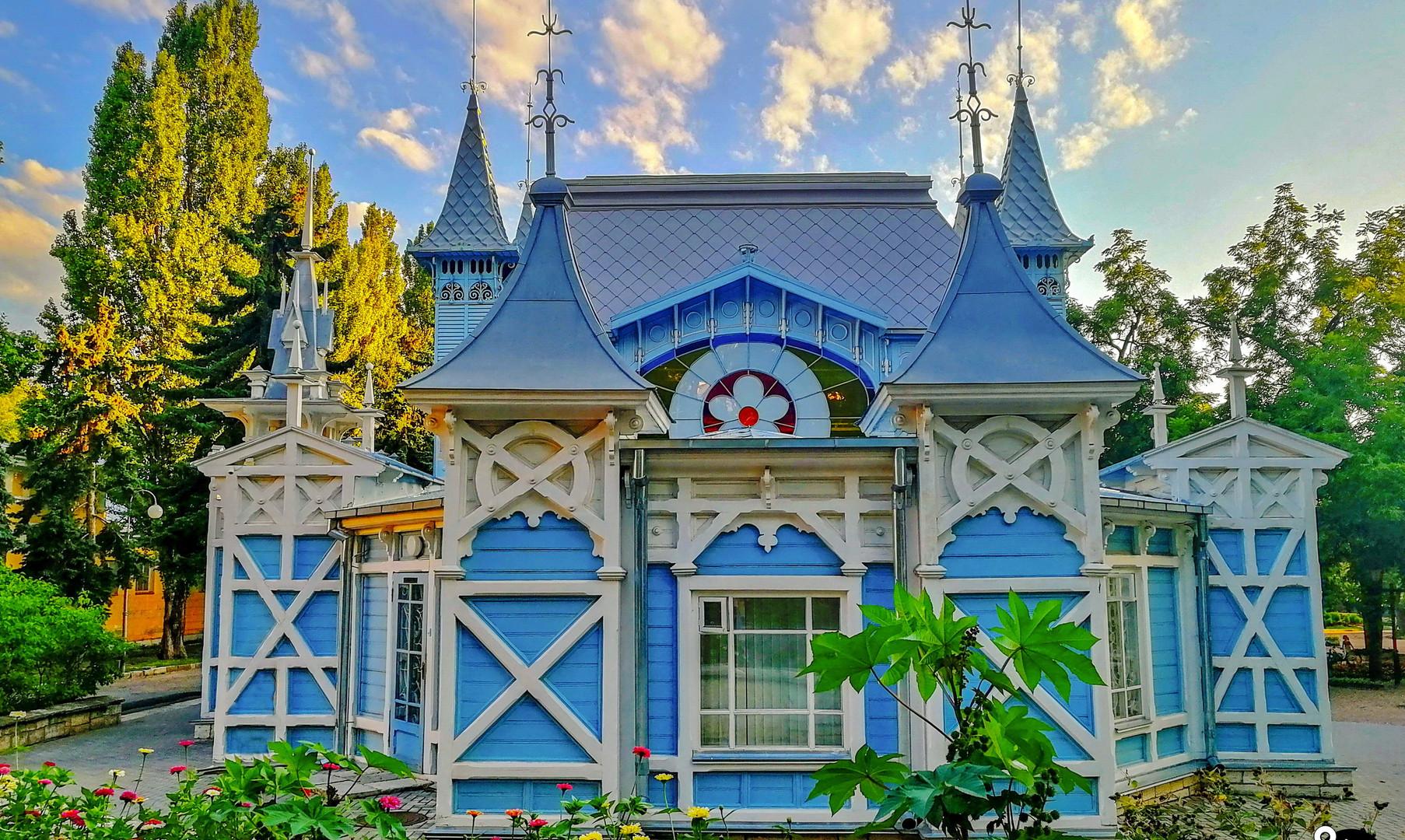 Лермонтовская галерея, Пятигорск