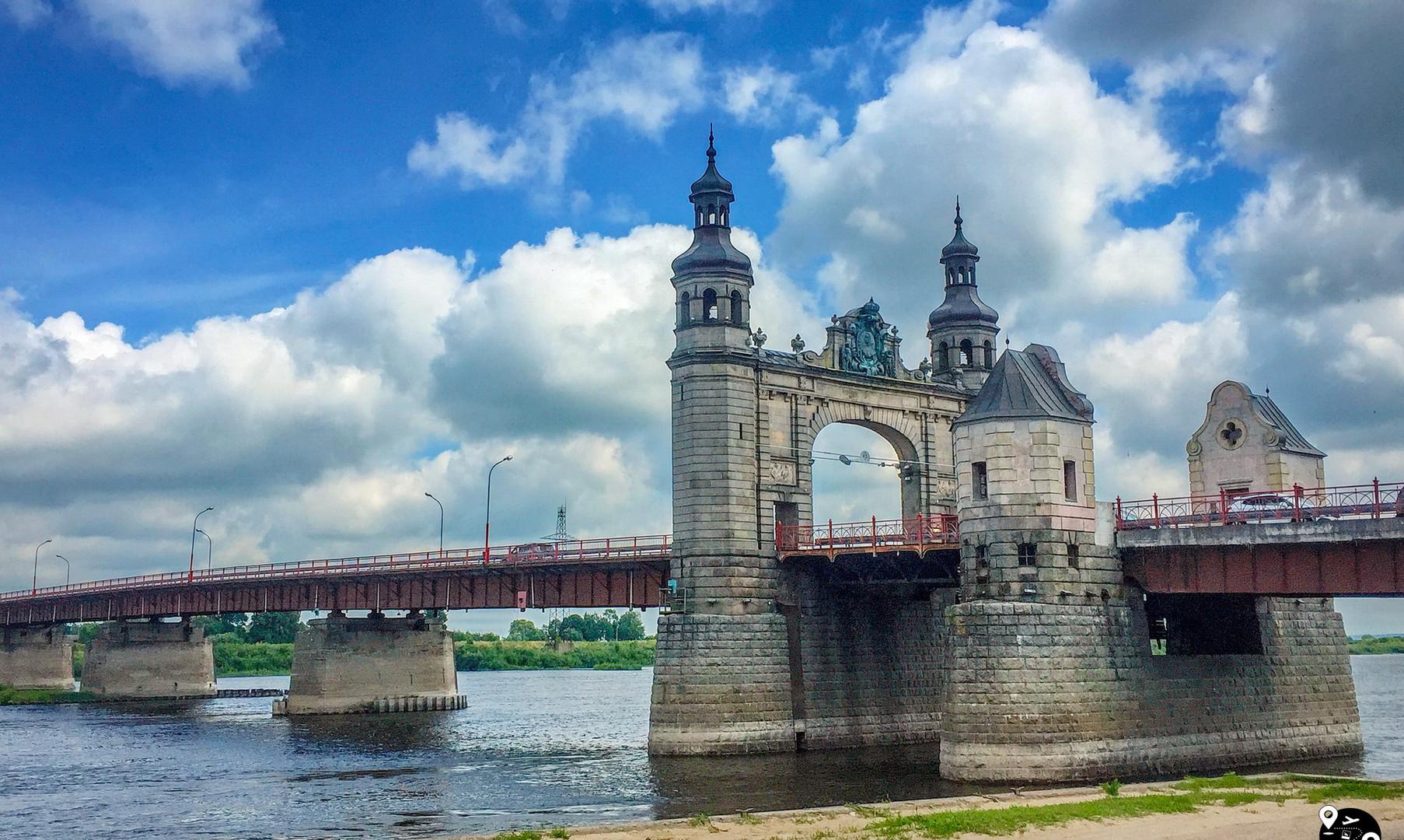 Мост королевы Луизы, Советск