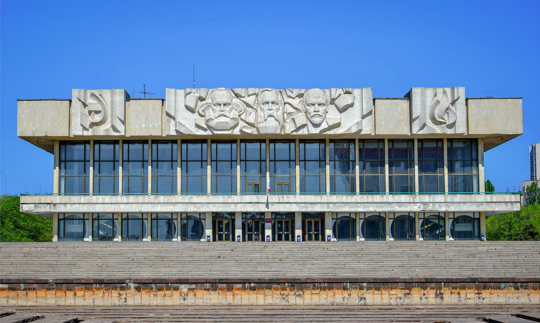 Волгоградская филармония, Волгоград